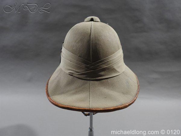 michaeldlong.com 5927 600x450 Highland Light Infantry Officer's Wolseley Helmet