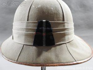 michaeldlong.com 5929 300x225 Highland Light Infantry Officer's Wolseley Helmet