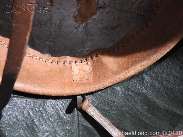 michaeldlong.com 5931 600x450 Highland Light Infantry Officer's Wolseley Helmet
