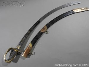 michaeldlong.com 5936 300x225 British Light Company 1803 Pattern Officer's Sword