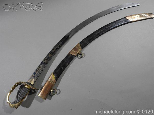 michaeldlong.com 5936 600x450 British Light Company 1803 Pattern Officer's Sword