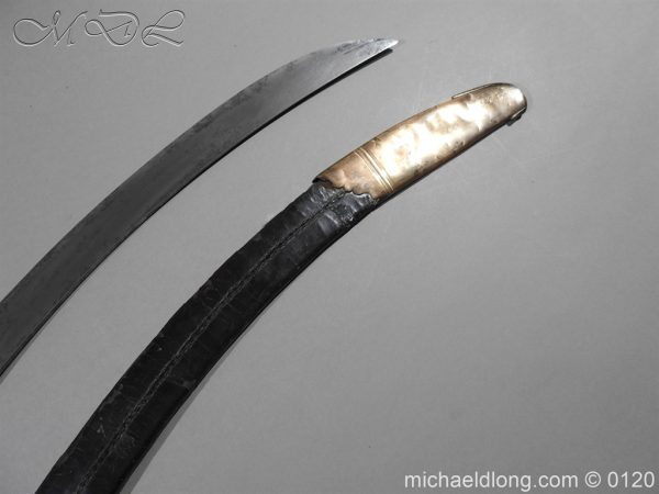 michaeldlong.com 5939 600x450 British Light Company 1803 Pattern Officer's Sword