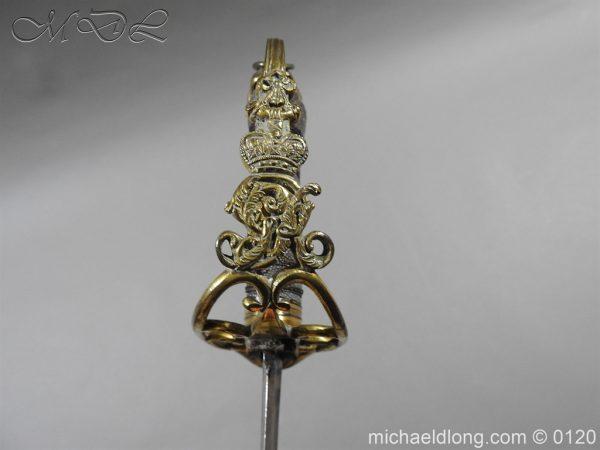 michaeldlong.com 5957 600x450 British Light Company 1803 Pattern Officer's Sword