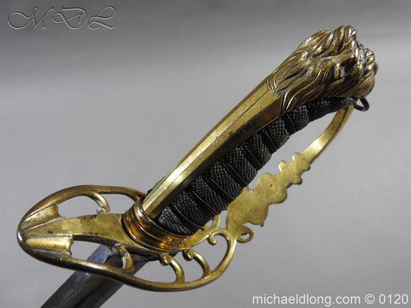 michaeldlong.com 5960 600x450 British Light Company 1803 Pattern Officer's Sword