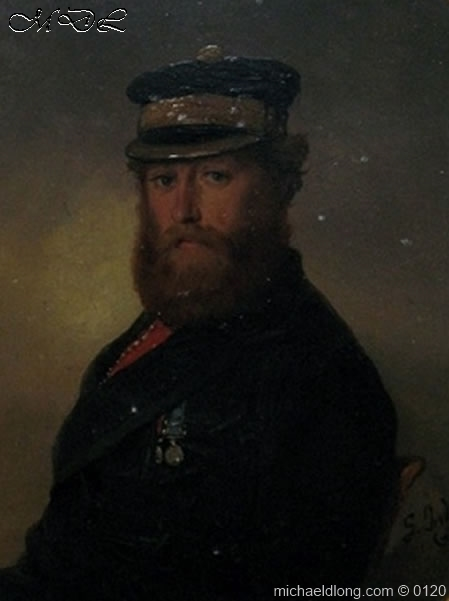 michaeldlong.com 6042 Grenadier Guards Officer's Sword Lt Col A E Ponsonby