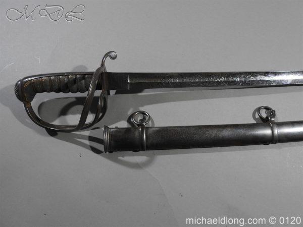 michaeldlong.com 6076 600x450 18th Hussars 1821 Victorian Officer's Sword
