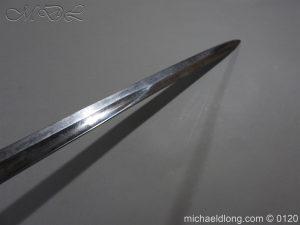 michaeldlong.com 6096 300x225 18th Hussars 1821 Victorian Officer's Sword