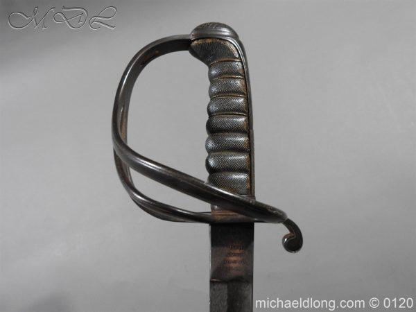 michaeldlong.com 6097 600x450 18th Hussars 1821 Victorian Officer's Sword