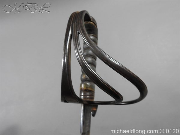 michaeldlong.com 6098 600x450 18th Hussars 1821 Victorian Officer's Sword