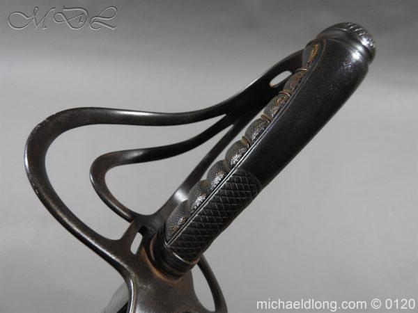 michaeldlong.com 6101 600x450 18th Hussars 1821 Victorian Officer's Sword