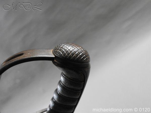 michaeldlong.com 6102 600x450 18th Hussars 1821 Victorian Officer's Sword