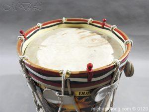 michaeldlong.com 6106 300x225 1st Battn Royal Dublin Fusiliers Regimental Drum by Henry Potter