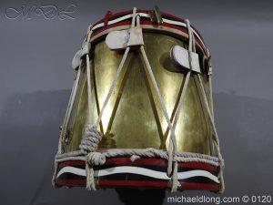 michaeldlong.com 6118 300x225 1st Battn Royal Dublin Fusiliers Regimental Drum by Henry Potter