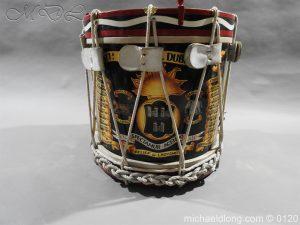 michaeldlong.com 6121 300x225 1st Battn Royal Dublin Fusiliers Regimental Drum by Henry Potter