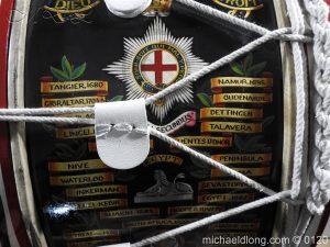 michaeldlong.com 6125 300x225 1st Battalion Coldstream Guards Brass Drum