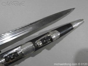 michaeldlong.com 6144 300x225 Scottish Silver Mounted Dirk