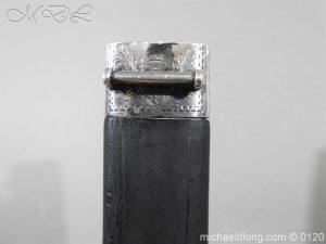 michaeldlong.com 6163 300x225 Scottish Silver Mounted Dirk