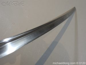 michaeldlong.com 6229 300x225 Japanese Officer's WW2 Sword