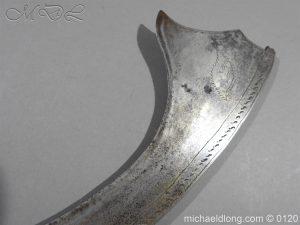 michaeldlong.com 6296 300x225 Indian Sword 19 c Kora