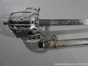 michaeldlong.com 6312 300x225 Scottish Highland Light Infantry Officer's Sword