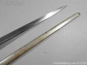 michaeldlong.com 6318 300x225 Scottish Highland Light Infantry Officer's Sword