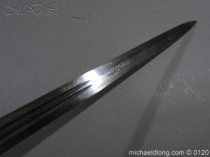 michaeldlong.com 6333 300x225 Scottish Highland Light Infantry Officer's Sword