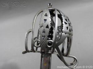 michaeldlong.com 6336 300x225 Scottish Highland Light Infantry Officer's Sword