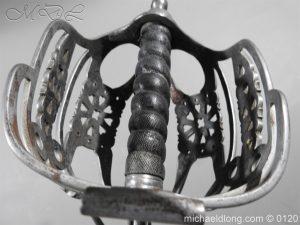 michaeldlong.com 6338 300x225 Scottish Highland Light Infantry Officer's Sword