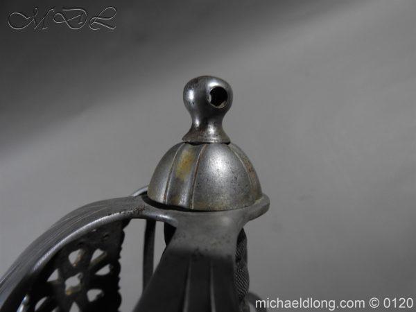 michaeldlong.com 6339 600x450 Scottish Highland Light Infantry Officer's Sword