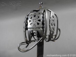 michaeldlong.com 6340 300x225 Scottish Highland Light Infantry Officer's Sword