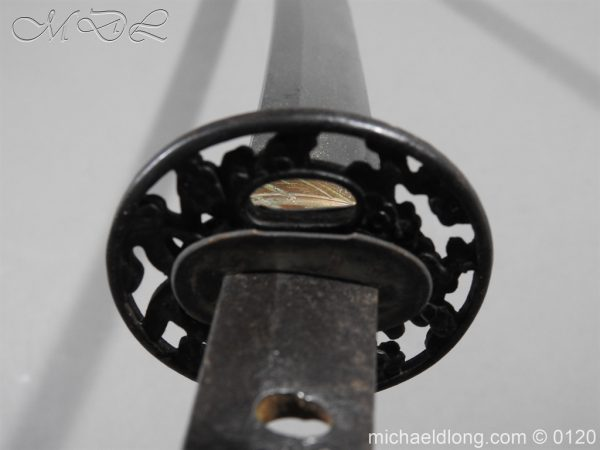 michaeldlong.com 6366 600x450 Japanese Wakizashi 18th Century