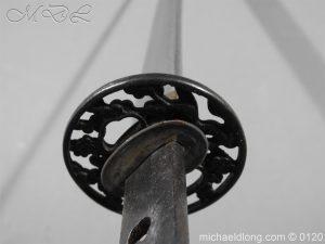 michaeldlong.com 6367 300x225 Japanese Wakizashi 18th Century