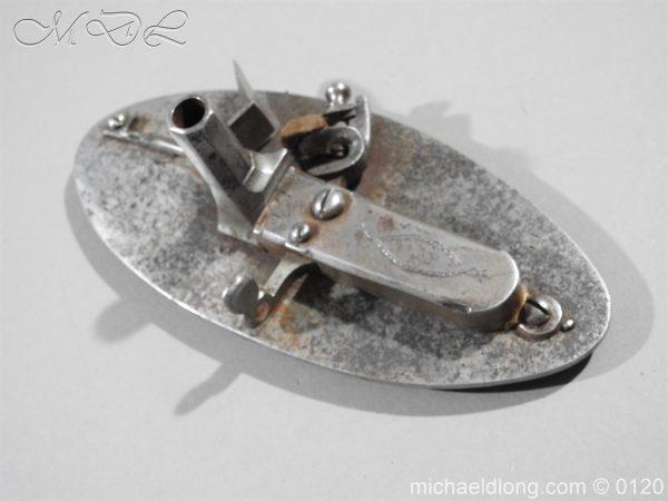 michaeldlong.com 6460 600x450 Flintlock Anti Garrotte Pistol