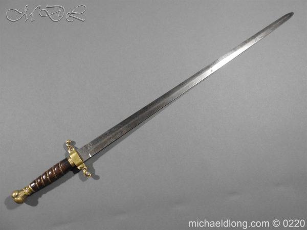 michaeldlong.com 6558 600x450 English Pillow Sword