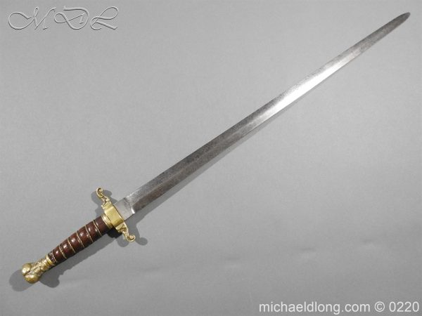 michaeldlong.com 6562 600x450 English Pillow Sword