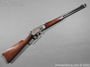 Marlin 1893 32 - 40 Lever Action Rifle