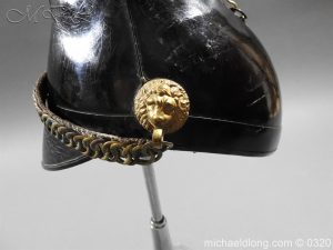 michaeldlong.com 7102 300x225 British Lancers Foul weather Lance Cap