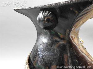 michaeldlong.com 7103 300x225 British Lancers Foul weather Lance Cap