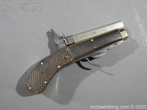 Unwin and Rodgers Rimfire Knife Pistol