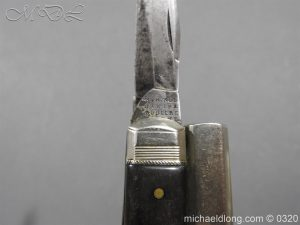 michaeldlong.com 7148 300x225 Unwin and Rodgers Rimfire Knife Pistol