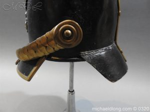 michaeldlong.com 7183 300x225 Prussian 1856 Model Enlisted Infantry Spiked Helmet