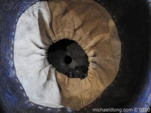 michaeldlong.com 7187 300x225 Prussian 1856 Model Enlisted Infantry Spiked Helmet