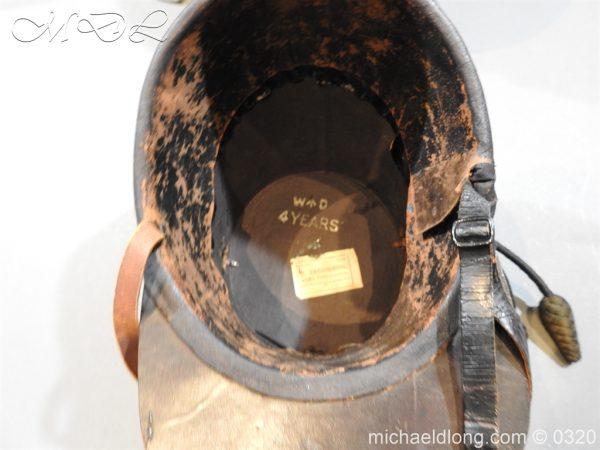 michaeldlong.com 7198 600x450 Scottish Highland Light Infantry Victorian Shako