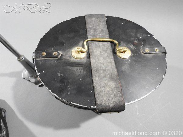 michaeldlong.com 7218 600x450 Austrian Infantry Officer's Shako