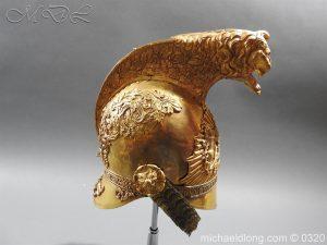 michaeldlong.com 7246 300x225 Inniskilling Dragoons Officer's 1834 Pattern Helmet