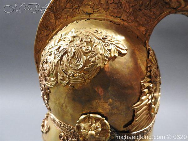 michaeldlong.com 7248 600x450 Inniskilling Dragoons Officer's 1834 Pattern Helmet