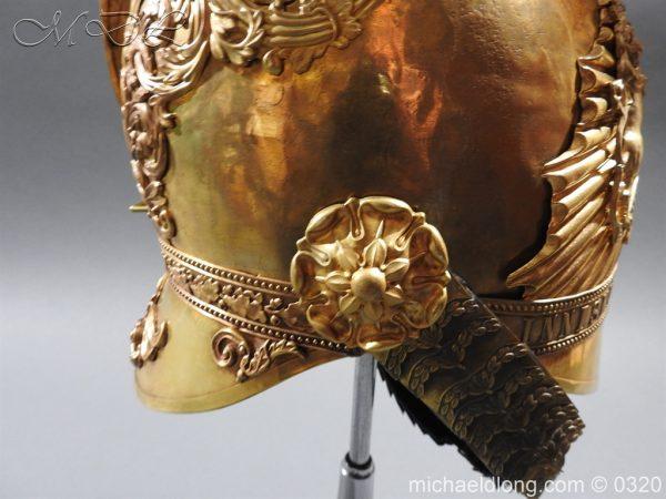 michaeldlong.com 7249 600x450 Inniskilling Dragoons Officer's 1834 Pattern Helmet