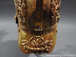 michaeldlong.com 7252 300x225 Inniskilling Dragoons Officer's 1834 Pattern Helmet