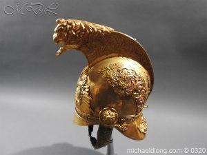 michaeldlong.com 7253 300x225 Inniskilling Dragoons Officer's 1834 Pattern Helmet