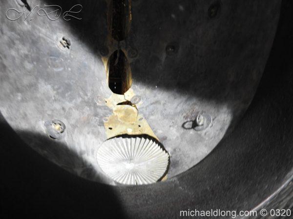 michaeldlong.com 7260 600x450 Inniskilling Dragoons Officer's 1834 Pattern Helmet